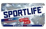 Afbeelding vanSportlife Hotmint suikervrije kauwgom 48 x 1 stuk
