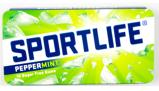 Afbeelding vanSportlife Peppermint suikervrije kauwgom 48 x 1 stuk