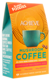 Afbeelding vanSuperfoodies Mushroom coffee achieve 10 gram zakjes (10 stuks)