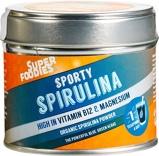 Afbeelding vanSuperfoodies Spirulina blauwgroene algenpoeder (75 gram)