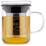 Afbeelding vanTeatox Bio Thee Glass mug & theefilter (1 stuks)
