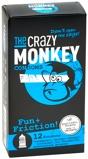 Afbeelding vanThe Crazy Monkey Fun+Friction! Condooms 12ST