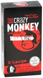 Afbeelding vanThe Crazy Monkey X Large Condooms 12ST