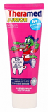 Afbeelding vanTheramed Junior Strawberry 6+ Tandpasta 12 Pack (12x75ml)