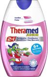 Afbeelding vanTheramed Tandpasta 2 in1 Junior Aardbeismaak 75 ml
