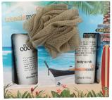 Afbeelding vanTreaclemoon Geschenkset My Coconut Island + Puff 3ST
