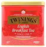 Afbeelding vanTwinings English breakfast blik (500 gram)