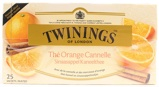 Afbeelding vanTwinings Sinaasappel kaneel thee (25 zakjes)