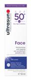 Afbeelding vanUltrasun Face zonnebrandcrème SPF 50+ 50 ml