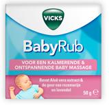 Afbeelding vanVicks Babyrub Hydraterende Balsem 50 gr