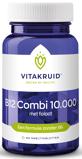 Afbeelding vanVitakruid B12 Combi 10.000 met folaat (60 tabletten)