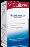 Afbeelding vanVitalize Groenlipmossel Complex Forte Capsules 60CP