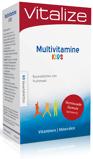 Afbeelding vanVitalize Multivitamine Kids Kauwtabletten 60st
