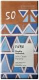 Afbeelding vanVivani Chocoladereep Donkere Melkchocolade 50% Cacao