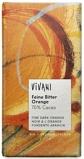 Afbeelding vanVivani Chocoladereep Puur met Sinaasappel 100GR