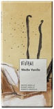 Afbeelding vanVivani Witte chocoladereep met vanille 10 x 80g