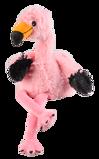 Afbeelding vanWarmies Magnetronknuffel flamingo 1 stuk