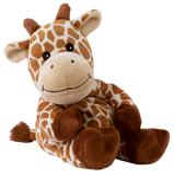 Afbeelding vanWarmies Giraffe Giraffana Lavendel, 1 stuks