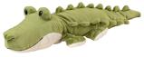 Afbeelding vanWarmies Krokodil magnetronknuffel 1 stuk