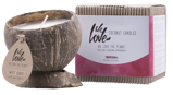 Afbeelding vanWe Love The Planet Coconut Candle Sweet Senses 1ST