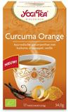 Afbeelding vanYogi Tea Turmeric/Curcuma orange (17 zakjes)