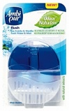 Afbeelding vanAmbi Pur Flush fresh water & mint houder 55ml