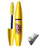 Afbeelding vanMaybelline Volume Express Mascara The Colossal Black 1ST