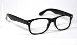 Afbeelding vanMelleson Optics Leesbril Kunststof Zwart +1.00