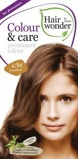 Afbeelding vanHairwonder Haarverf color & care hazelnut 6.35 100ml