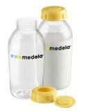 Afbeelding vanMedela Moedermelkflesjes 250 ml 2 stuks