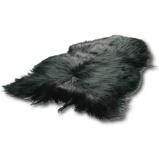 Afbeelding vanSchapenvacht Ijsland groen 90x60 cm