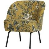Afbeelding vanBePureHome fauteuil Vogue velours