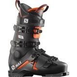 Afbeelding vanSalomon S/Max 100 Skischoenen Heren Black Orange White 27