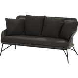 Afbeelding van4 Seasons Outdoor Samoa Loungebank Ecoloom Charcoal