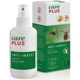 Afbeelding vanCare Plus Anti Insect Deet 40% spray, 200 ml transparant