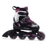 Afbeelding vanFila X one 18 Verstelbare Inline Skates Junior Zwart Roze EU 29 32 Kinderen