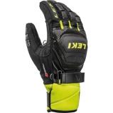 Afbeelding vanLeki Worldcup Race Coach Flex S GTX Handschoenen Heren Black Ice Lemon 10,5