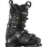Afbeelding vanSalomon S Max 110 Skischoenen Dames Black Golden Glow Metallic Belluga 25 25.5