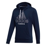 Afbeelding vanAdidas Category Graphic Hoody Tennistrui Heren Collegiate Navy L Katoen,Polyester Heren