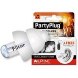 Afbeelding vanAlpine PartyPlug Oordoppen Transparant gehoorbeschermer