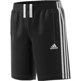 Afbeelding vanAdidas Essentials 3 stripes Knit Short Junior Black 110 Kinderen