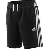 Afbeelding vanAdidas Essentials 3 stripes Knit Short Junior Black White 128 Kinderen