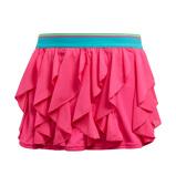 Afbeelding vanAdidas Frilly Skirt Tennisrokje Junior Shock Pink 152 Kinderen