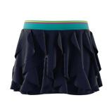 Afbeelding vanAdidas Frilly Skirt Tennisrokje Junior Legend Ink 164 Kinderen
