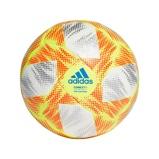 Afbeelding vanAdidas Conext 19 Capitano Voetbal White Solar Yellow Red Football Blue
