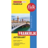 Afbeelding vanFalk Autokaart Frankrijk Classic