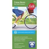 Afbeelding vanFalk Fietskaart 03 Friese Meren Met Zuid Friesland