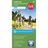 Afbeelding vanFalkplan fietskaart: Zeeuws Vlaanderen