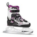 Afbeelding vanFila ijshockeyschaatsen X One Ice Girl meisjes zwart maat 29 32