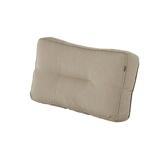 Afbeelding vanHartman Loungekussen Havana 75x40cm (Jute)